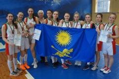 01 Zhenskaya sbornaya serebryanyy prizer basketbolnoy ligi