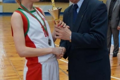 12 Zhenskaya sbornaya serebryanyy prizer basketbolnoy ligi