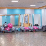 Зал фитнеса и аэробики